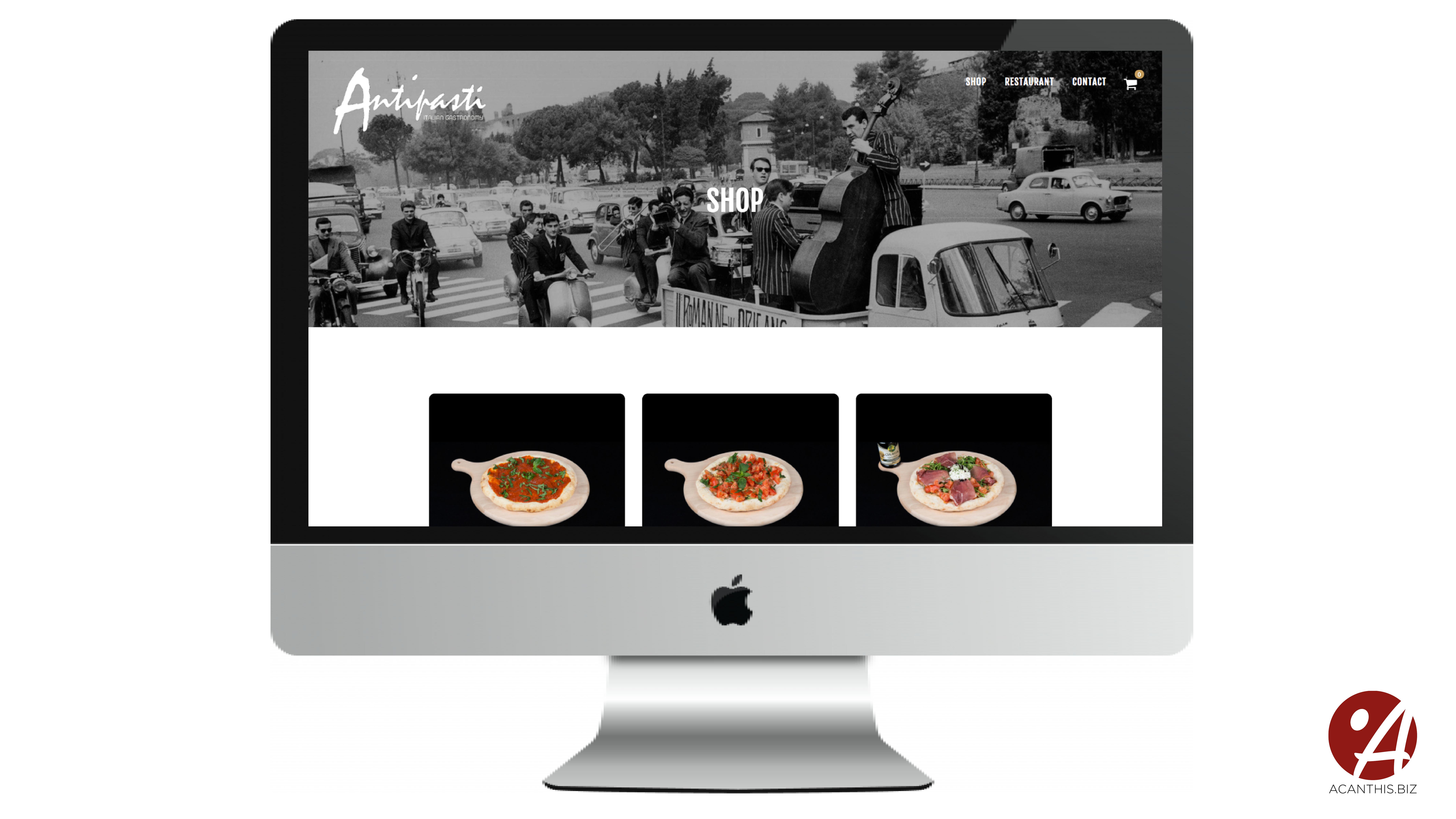 Site Internet Antipasti3